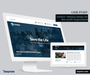 Case Study | Website Design for a Non-Profit Organization